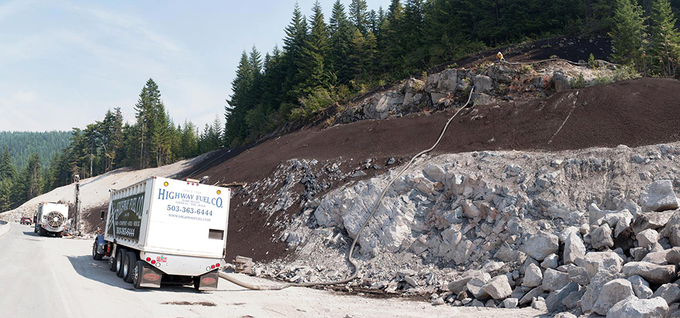 Commercial Erosion Control
