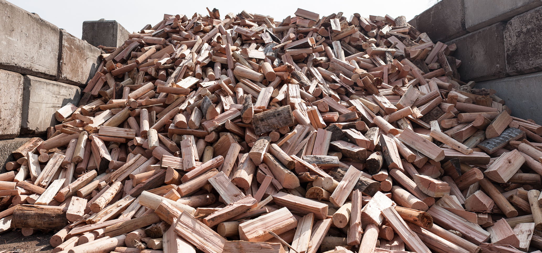 Clean, Split Firewood Available Now